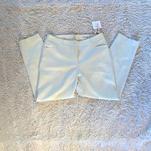 Anne Klein Cream Pants